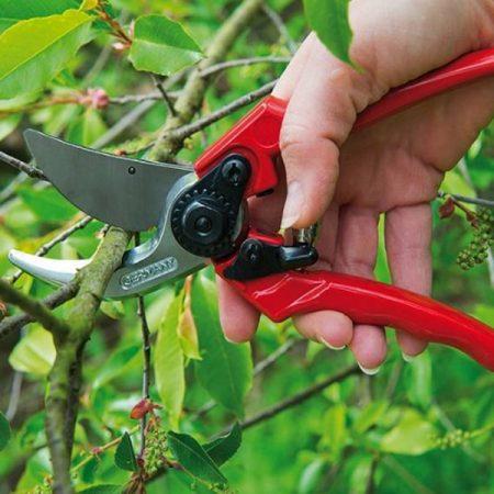 قیچی باغبانی با تیغه قابل تعویض برگر مدل 1200
