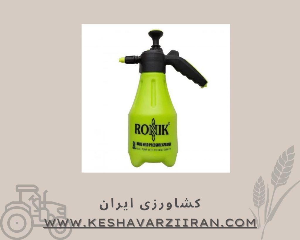 سمپاش دستی _ کشاورزی ایران