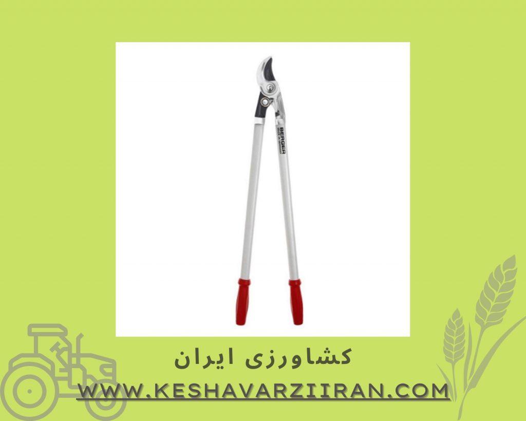 قیچی شاخه زن _ کشاورزی ایران