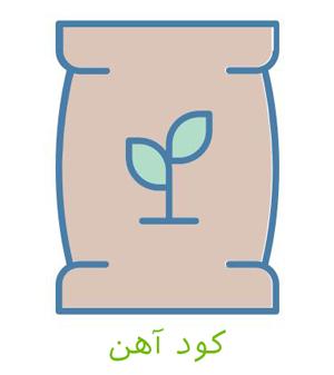 کود آهن-کشاورزی ایران