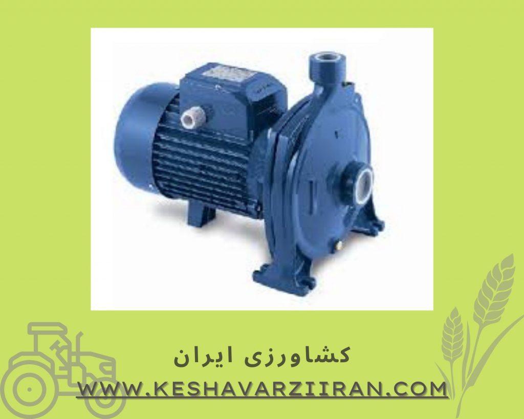الکتروپمپ _ کشاورزی ایران