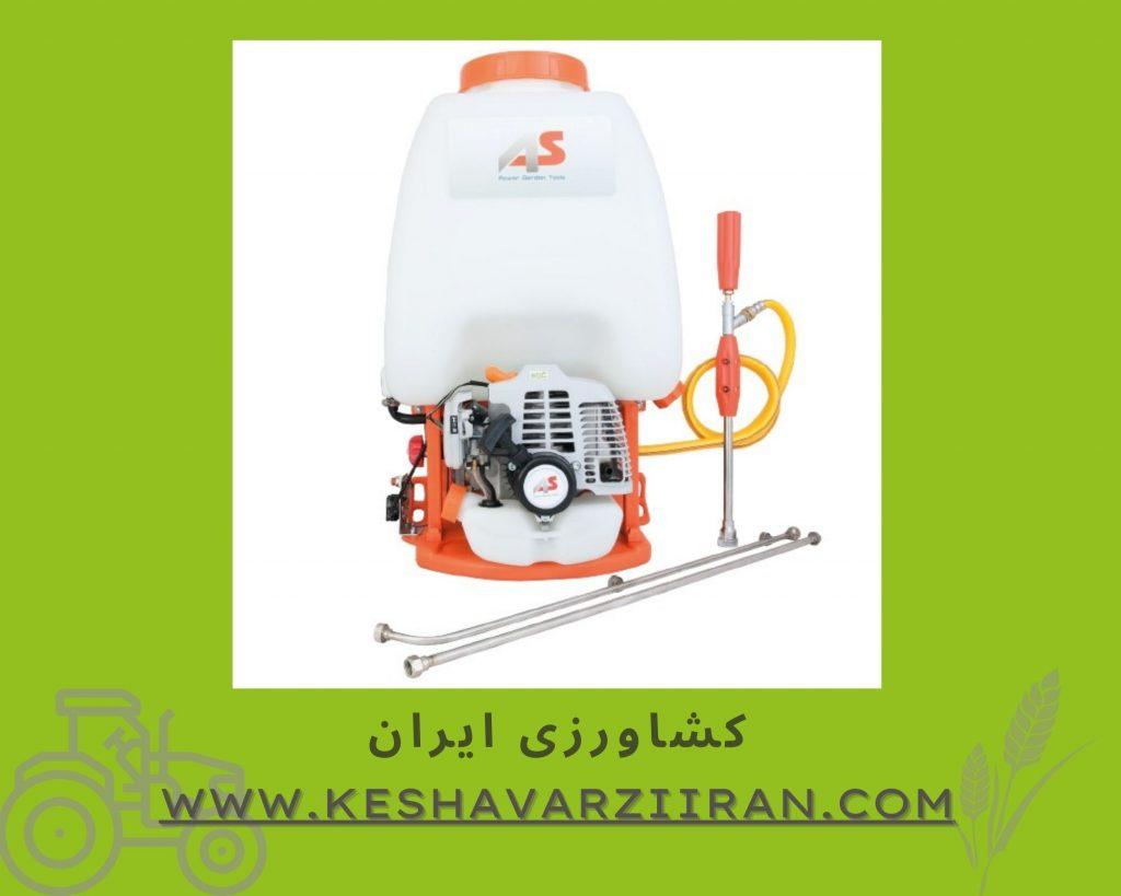 سمپاش لانسی-کشاورزی ایران