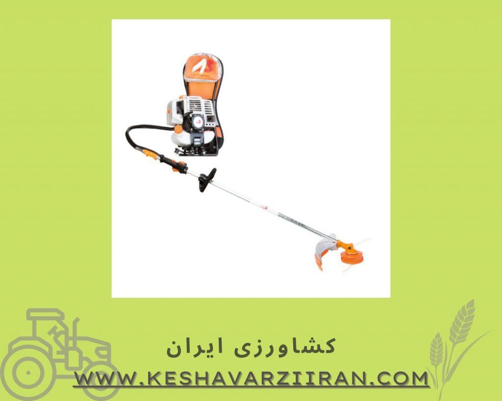 علف زن برقی - کشاورزی ایران