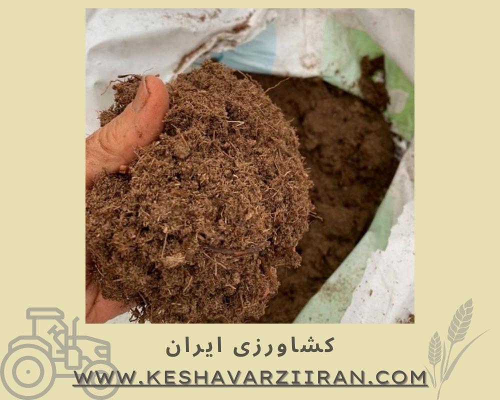 پیت ماس-کشاورزی ایران